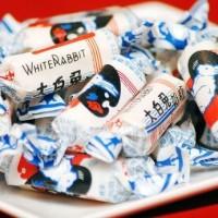 Permen Susu Agar-Agar White Rabbit 150 gram