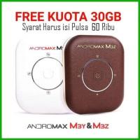 Jual Modem WiFi MiFi Smartfren Andromax M3Y 4G LTE (KUOTA 30 GB) Murah