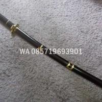 Jual Pedang Samurai Katana Zoro Yubashiri Fulltang Kualitas Oke PS18   Murah