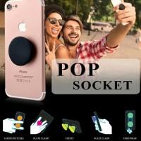 Jual POPSOCKET BRANDED universal / phone stand motif merek HP/phone grip  Murah