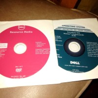 Paket DVD Driver - OS Dell Latitude 2110, E4310, E5410, E5510, E6410