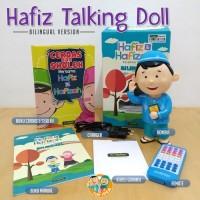 Jual  Boneka HAFIDZ HAFIDZAH TALKING DOLL new version BilingualSep T0310 Murah