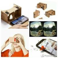 Jual  Google Cardboard Virtual Reality for Smartphone T0310 Murah