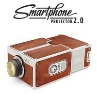 Jual  Portable Cardboard Smartphone Projector 20 T0310 Murah