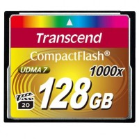 Jual  Compactflash 1000x Ultimate Transcend 128gb T0210 Murah