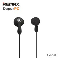 Jual  Earphone with Microphone Remax Candy 301 T3009 Murah