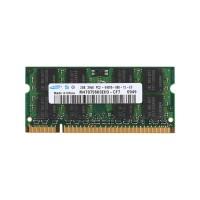 BARU! SAMSUNG SODIMM DDR2 2GB PC 6400 RAM Laptop PC6400 PC2 6400 2 GB