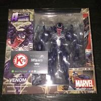 Jual Amazing Yamaguchi 003 Venom MISB NEW ORI Revo Revoltech Spiderman Murah