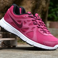 Nike Revolution 2 MSL Fuchsia Pink Original Running Shoes