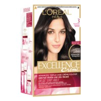 L'oreal Paris Excellence Creme No.3 Dark Brown