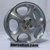 harga Velg R17-0017 Brabus Monoblok Brio, Jazz, Yaris Tokopedia.com