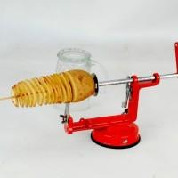 Jual PROMO SPIRAL POTATO SLICER alat alat dapur bkn loyang cetakan kue paw Murah