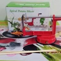 Jual MURAH SPIRAL POTATO SLICER alat alat dapur bkn loyang cetakan kue paw Murah