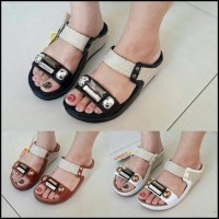 Jual  Sandal Selop Fitflop Jewerly Slide T1310 Murah