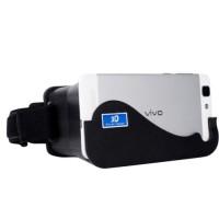 Jual  Plastic DIY Google Cardboard 3D Virtual Reality Smartphone 4 T1310 Murah