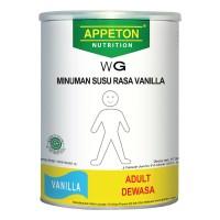 Susu Appeton Vanilla 900gr utk Dewasa penambah berat badan agar gemuk