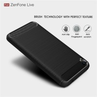 FIBER LINE Asus Zenfone Live ZB501KL cover casing soft case hp tpu