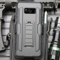FUTURE ARMOR Samsung S8 EDGE - S8 PLUS hard soft case casing hp cover