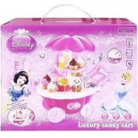 Jual ICE CREAM CART PLAYSET , SWEET SHOP LUXURY CANDY CART PRINCESS Murah
