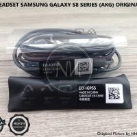 HEADSET EARPHONE SAMSUNG GALAXY S8+ PLUS NOTE 8 EO-IG955 AKG ORIGINAL