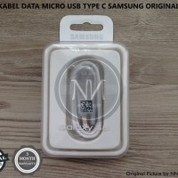 KABEL DATA MICRO USB TYPE C SAMSUNG GALAXY NOTE 7 C7 C9 PRO ORIGINAL