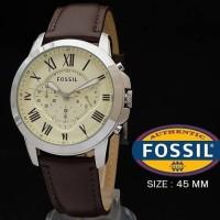 Jual Jam Tangan Pria / Cowok Fossil Chrono Aktif Keren Murah