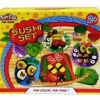 Jual mainan edukasi FUNDOH SUSHI SET Murah