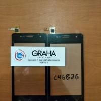 Touchscreen Smartfren C46b2g Andromax Es