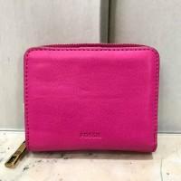 Jual dompet fossil Emma mini multi hot pink Murah