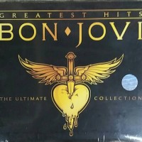 CD Original Greatest Hits BON JOVI . ISI 2 DISC .