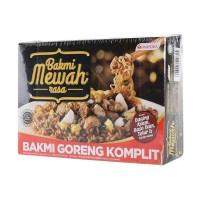 Jual Bakmi Mewah Goreng Komplit Makanan Instan [110 g/1 pcs] Murah