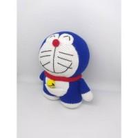 Jual Amigurumi Doraemon / Boneka Doraemon / Boneka Rajutan Doraemon Murah