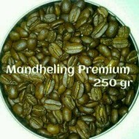 Jual Kopi Mandailing Premium arabika 250 gram Murah