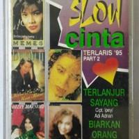 Kaset 20 Lagu-lagu Slow Cinta Terlaris 95