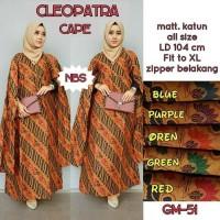 xl jumbo bigsize gamis kaftan maxi dress batik longdress cape unik