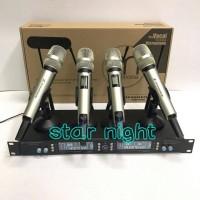 harga Mic Wireless Sennheiser Skm 9004 U Tokopedia.com
