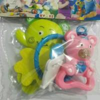 Jual Mainan Anak Baby Rattle / Kerincingan Anak Bayi Murah