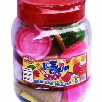 Jual mainan edukasi FUNDOH ICE CREAM SHOP TOPLES Murah