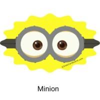Jual Unomax Eye Sticker For Google Cardboard VR V2.0 - Minion Murah
