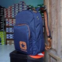 Converse original seri basic backpack navy (BPS140702)