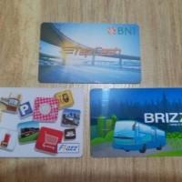Kartu e-toll (Flazz BCA, Brizzi BRI, Tapcash BNI, Blink BTN) Promo