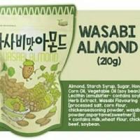 Jual Wasabi Almond TOMS Korea Murah