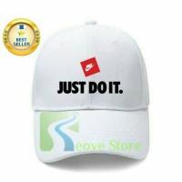 Jual Topi Baseball Nike Just Do It Trucker Snapback - Reove Store Murah