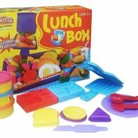 Jual mainan edukasi FUNDOH LUNCH BOX Murah