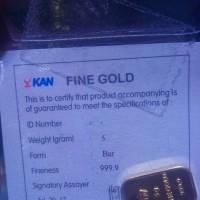 Jual Emas Antam 5 gram cetakan 2017 Murah