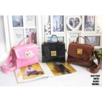 Jual Jelly plus / slingbag tas jelly murah Murah