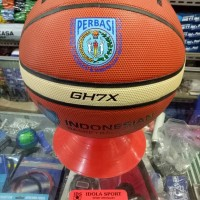 BOLA BASKET MOLTEN GH7X (KULIT GG7X PREMIUM LEATHER ) MADE IN VEITNAM