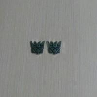 Jual Emblem Transformers Deception Kecil Warna Chrome Murah