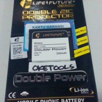 Battery Double Power Samsung Galaxy J1 J100 + Batre Samsung J1 J100