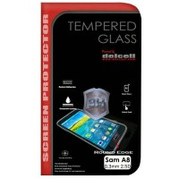 Clearance Sale Tempered Glasa Delcell Samsung A8